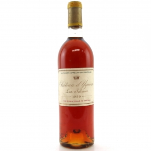Ch. d'Yquem 1959 Sauternes 1er-Cru-Superior