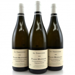 En Truffiere 2001 Puligny-Montrachet 3x75cl