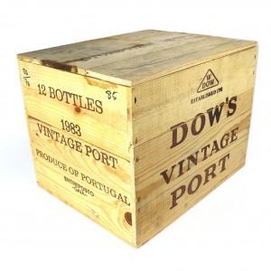 Dow's 1983 Vintage Port 12x75cl