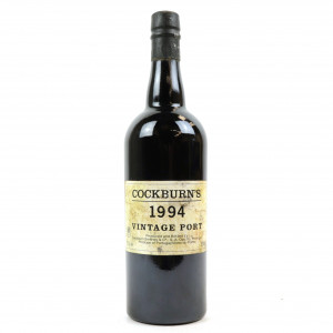 Cockburn's 1994 Vintage Port