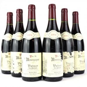 Prunier-Damy Les Pluchots 2004 Volnay 6x75cl