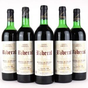 Riberal 1988 Ribera Del Duero Crianza 5x75cl