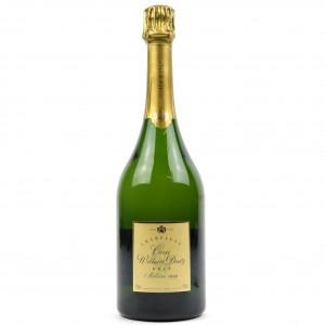 Deutz Cuvee William Deutz Brut 1999 Vintage Champagne