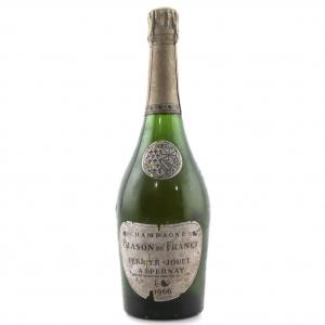 Perrier-Jouet Blason-De-France 1966 Vintage Champagne
