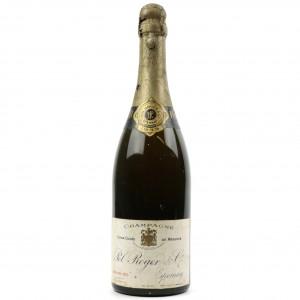 Pol Roger 1955 Vintage Champagne