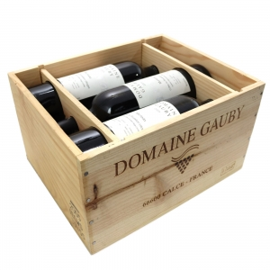 Dom. Gauby Muntada 2005 Cotes Du Roussillon Villages 6x75cl / Original Wooden Case