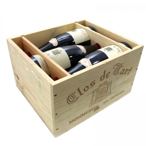 Mommessin 2004 Clos De Tart Grand-Cru 6x75cl / Original Wooden Case