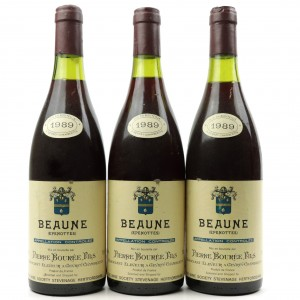 P.Bouree 1989 Beaune 3x75cl