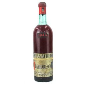 Fontanafredda 1945 Barbaresco