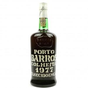 Barros 1977 Colheita Port