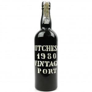 Hutcheson 1980 Vintage Port