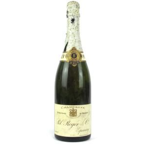 Pol Roger Brut NV Champagne / 1950s
