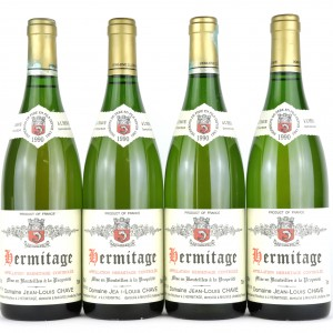 Dom. J.L.Chave 1990 Hermitage Blanc 4x75cl
