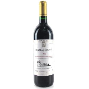 Ch. Lataste 1999 Bordeaux