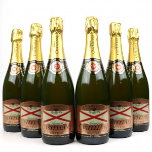 Castellane Brut Rosé NV Champagne 6x75cl