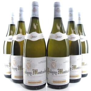 J.L.Chavy 2007 Puligny-Montrachet 6x75cl