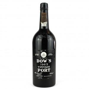 Dow's 1963 Vintage Port