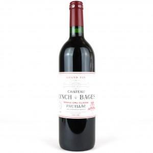 Ch. Lynch-Bages 1995 Pauillac 5eme-Cru