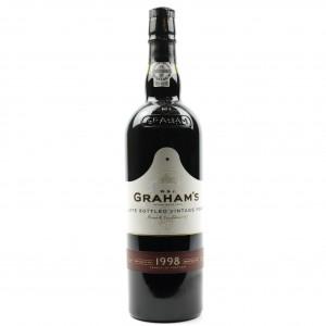 Graham's 1998 LBV Port