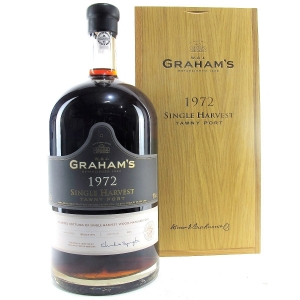 Graham's 1972 Single Harvest Tawny Port 450cl