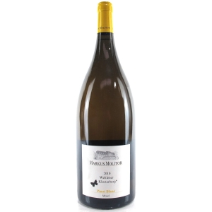 """M.Molitor """"Wehlener Klosterberg"""" Pinot Blanc 2010 Mosel 150cl"""