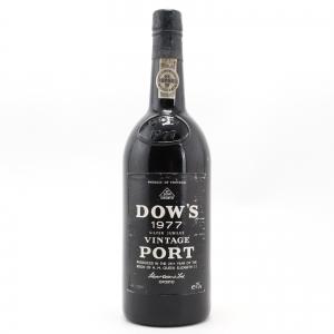 Dow's 1977 Vintage Port