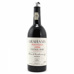 Graham's Malvedos 1976 Vintage Port