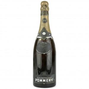 Pommery Rosé Royal Extra Sec 1947 Vintage Champagne