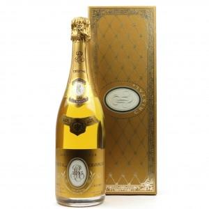 Louis Roederer Cristal 1995 Vintage Champagne