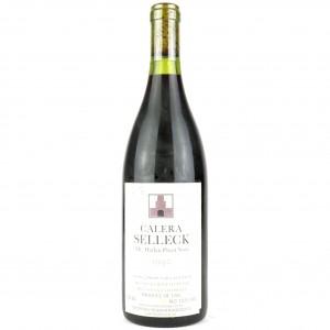 Calera Selleck Pinot Noir 1992 Mount Harlan